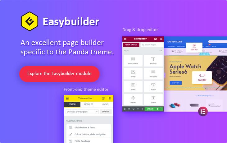 Easybuilder module