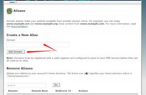 domain-alias